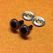 1-Paar-braune-Augen-Metall-Stecker-75-mm-Sicherheits-Augen-fr-Stofftier-Teddybr-ist-oder-0-0