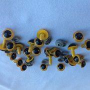20-Gelbe-Sicherheitsaugen-10-Paar-14mm-Durchmesser-0-1