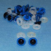 25-X-Paar-Blue-Eyes-mit-Verschlssen-15-mm-Sicherheits-Augen-fr-weiche-Hundespielzeug-Teddybr-ist-oder-0