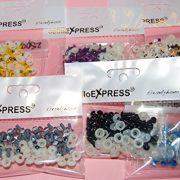 4-Paar-Solid-Black-Eyes-Rckseite-Kunststoff-5-mm-fr-Teddybr-Safety-Augen-Plschfigur-ist-oder-0-2