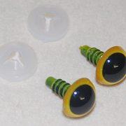 50-Paar-gelbe-Augen-mit-Plastik-Rcken-15-mm-Sicherheits-Augen-fr-weiche-Hundespielzeug-Teddybr-ist-oder-0-0
