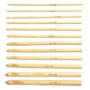 FUSION-3mm-35mm-4mm-45mm-5-55-6mm-65mm-7mm-8mm-9mm-and-10mm-12-Stck-BAMBUS-Hkelnadeln-Nadelset-0
