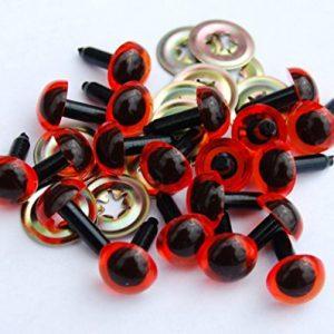 Glasaugen-mit-Metallschrauben-Sicherheits-Augen-fr-die-Herstellung-von-Spielzeug-und-Teddybren-75-mm-Bernsteinfarben-5-Paar-0