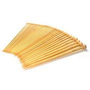 LIHAO-Stricknadeln-Bambus-Set-18-Gre-36-Stk-20-100mm-Handarbeit-Knitting-Needles-Crochet-Hooks-0-1
