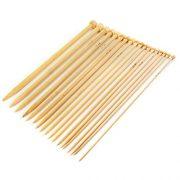 LIHAO-Stricknadeln-Bambus-Set-18-Gre-36-Stk-20-100mm-Handarbeit-Knitting-Needles-Crochet-Hooks-0-2