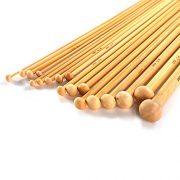 LIHAO-Stricknadeln-Bambus-Set-18-Gre-36-Stk-20-100mm-Handarbeit-Knitting-Needles-Crochet-Hooks-0-5
