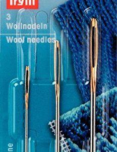 Prym-124119-Woll-und-Smyrna-Nadeln-ohne-Spitze-1-Stck-ST-13-Silber-0