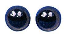 Rayher-Hobby-8911205-Plastik-Tieraugen-zum-Stecken-SB-Beutel-10-Stck-15-mm-Durchmesser-dunkelbraun-0