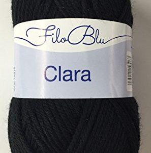 Sonderposten-Grndl-Filo-Blu-Clara-gnstige-Wolle-zum-Stricken-Hkeln-und-Basteln-viele-schne-Farben-18-schwarz-0